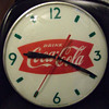 Swihart Fishtail 1950&#039;s clock
