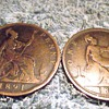 1877-91-2 victorin pennies
