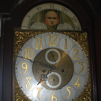 Daniel Pratt's Son.Boston - Clocks