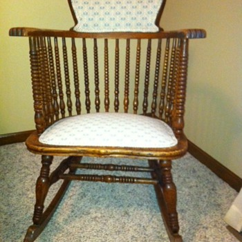 My Great-Grandmother's Rocking Chair