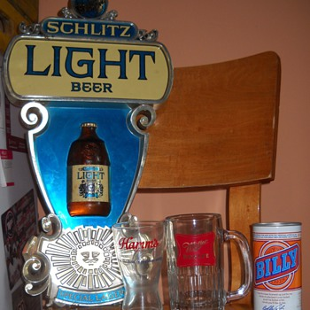 Schlitz Light, Hamm&#039;s, Miller High Life, and Billy Beer! - Breweriana