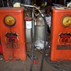 Antique Farm Gas Dispensers
