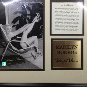 marilyn monroe - Photographs