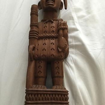 Fakeye statue help