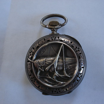 Cricket watch - Pocket Watches