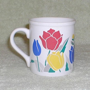 Coffee Mug - Tulips