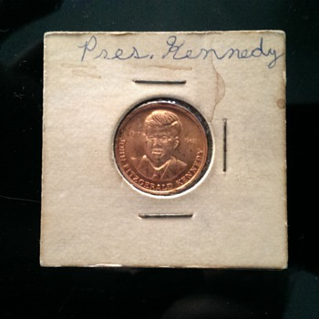 Beautiful JFK coin! - US Coins