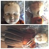 Vintage Stuffed Doll Found in Toy Chest Under basement steps