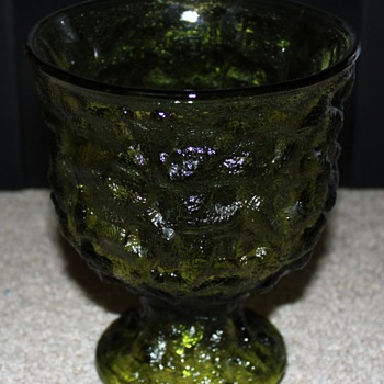 Goblet-shaped E.O Brody - Glassware