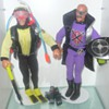 Vintage 12&quot; Action Figures