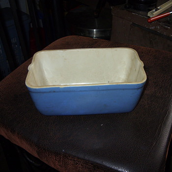 hall baking dish - Kitchen