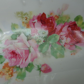 Carl Schumann Dish from the Early 1900's - China and Dinnerware