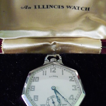 Retirement Gift From The Railroad - Pocket Watches