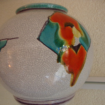 leen muller for zuid holland gouda - Art Pottery