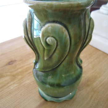 Art Pottery Vase -Maker? - Art Pottery