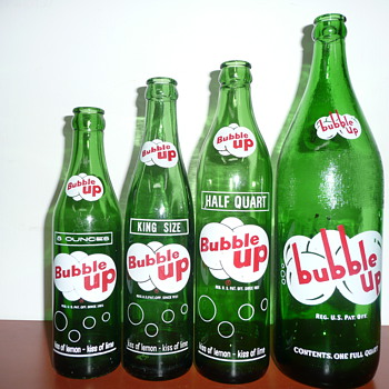 Bubble Up ACL's - Bottles