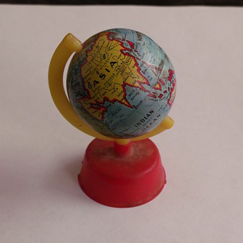 Mini-Globe Pencil Sharpener
