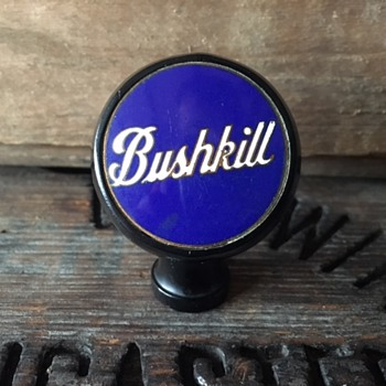 Bushkill Beer Ball Tap Knob