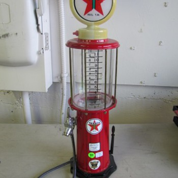 Texaco Liquor Pump - Breweriana