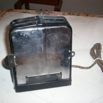 Made-rite Toaster