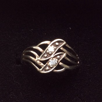 Vintage silver ring - Fine Jewelry