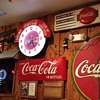 Eating Out At A Coke Collector's Dream?