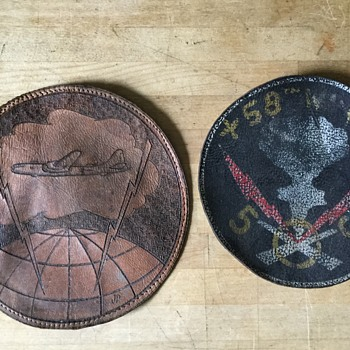 ww2 bomber patches
