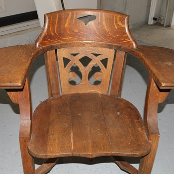 Chair from Yale University