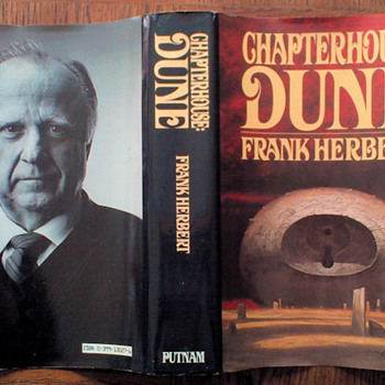 Chapterhouse: Dune (book 6 of Dune series)