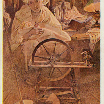 MUCHA: THE BEATITUDES I