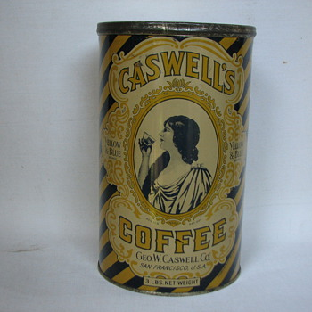 The can that started my interest
