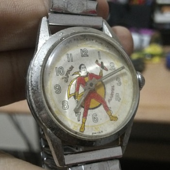 1948 Captain Marvel Watch - Fawcett Pub. Inc.
