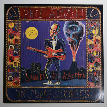 Phil Alvin and Sun Ra - Unsung Stories - Records