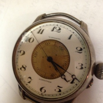 Wittnauer Longines super size wrist watch - Wristwatches