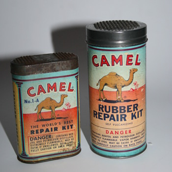 Camel automobile products - Advertising