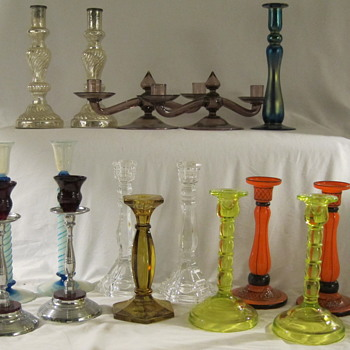 Candleholders Starter Collection