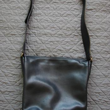 Vintage Coach leather bag - Bags