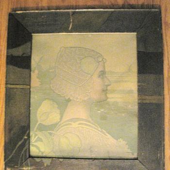 Paul Berthon? - Art Nouveau