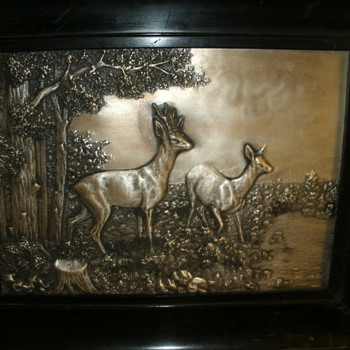 Metal Possibly Bronze Picture