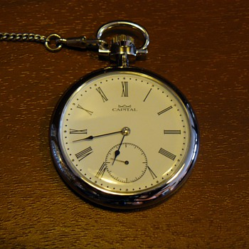 Pocket watch modern