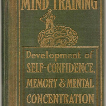 1905 - Dr. Rocine's Mind Training - Psychology