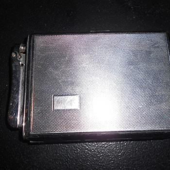 Vintage Colibri Cigarette Case