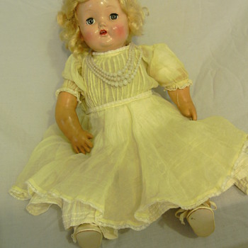 Composition Doll - Dolls