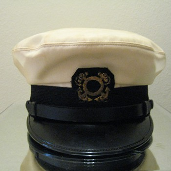 VINTAGE ABERCROMBIE &amp;FITCH CO. YACHTING CAP 1940S-