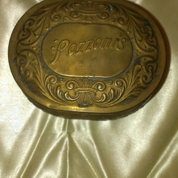 Pozzonis Powder Box