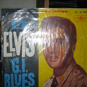 Elvis Presley Album - Records