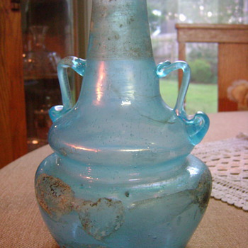 EARLY MIDDLE EASTERN BOTTLE....PERSIAN? - Bottles