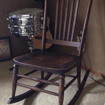 Rocker from Grandfathers farm - Furniture