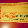 c. 1910 Bottle Shipping Case Address Tag