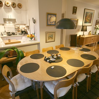 Hans Wegner Dining table - Furniture